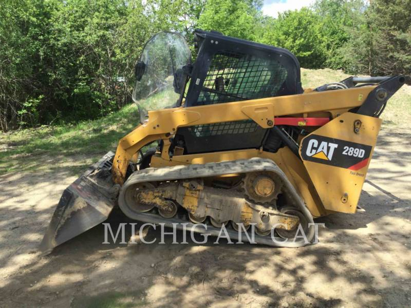 CATERPILLAR CARGADORES MULTITERRENO 289D A2Q equipment  photo 10