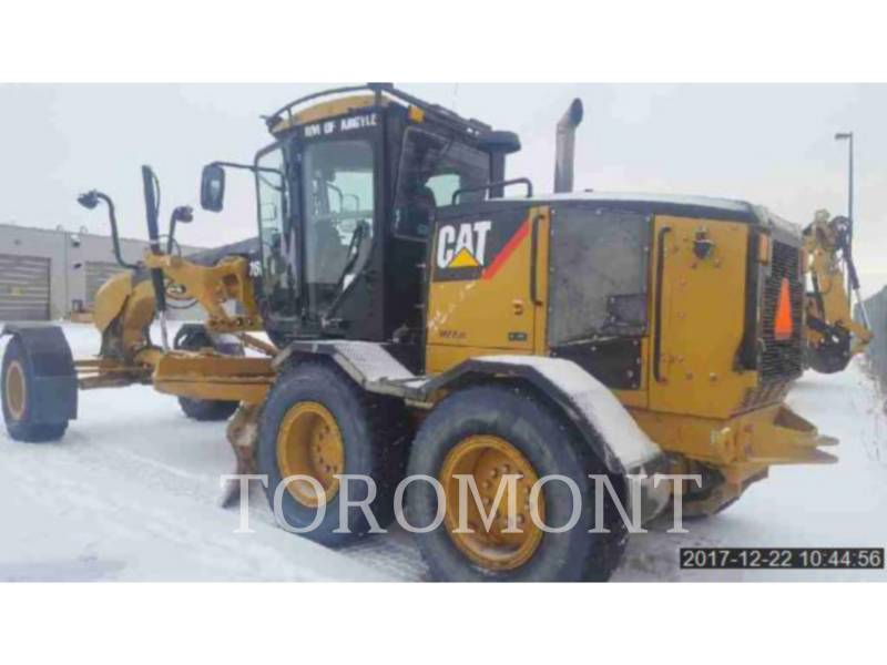 CATERPILLAR MOTORGRADER 160M equipment  photo 3