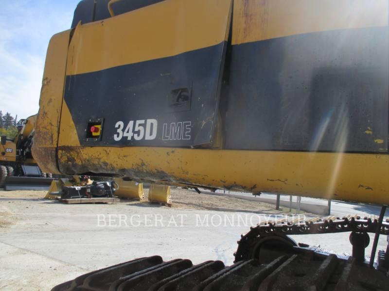 CATERPILLAR PELLES SUR CHAINES 345D equipment  photo 6