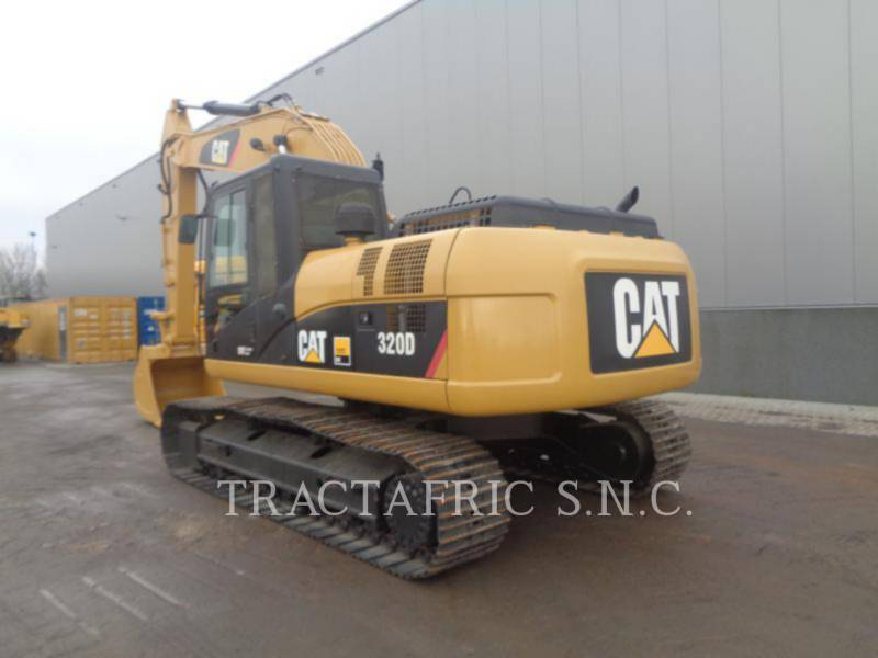CATERPILLAR PALA PARA MINERÍA / EXCAVADORA 320DL equipment  photo 5