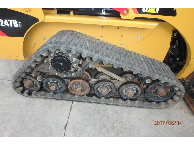 CATERPILLAR CARREGADEIRAS TODO TERRENO 247B3 equipment  photo 9