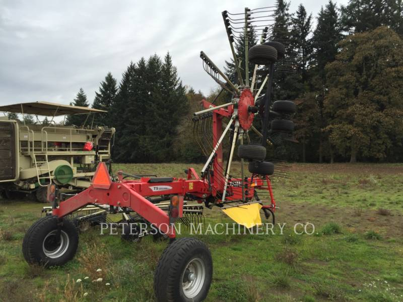 FELLA MATERIELS AGRICOLES POUR LE FOIN TS8055PRO equipment  photo 8