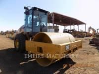 Equipment photo CATERPILLAR CS56B WALEC DO GRUNTU, GŁADKI 1