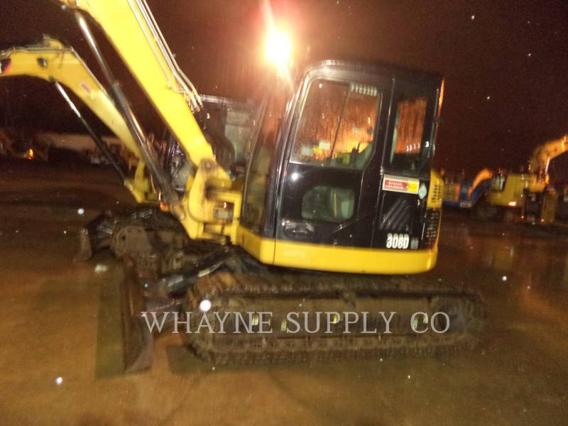 CATERPILLAR EXCAVADORAS DE CADENAS 308DCRSB equipment  photo 2