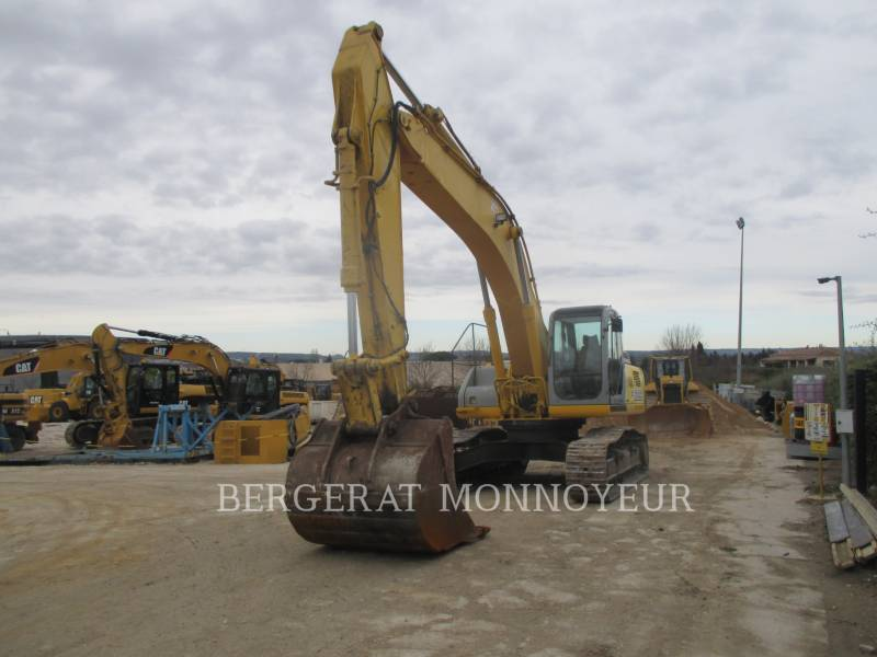 FORD / NEW HOLLAND TRACK EXCAVATORS E385 equipment  photo 6