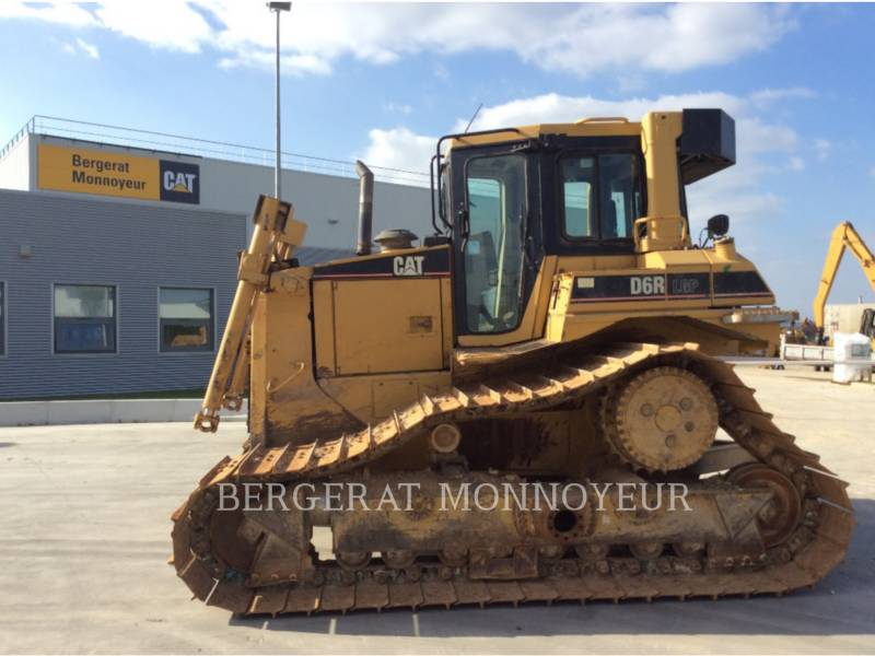 CATERPILLAR TRACTEURS SUR CHAINES D6RLGP equipment  photo 3