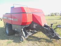 Equipment photo CASE/INTERNATIONAL HARVESTER LBX432 MATERIELS AGRICOLES POUR LE FOIN 1