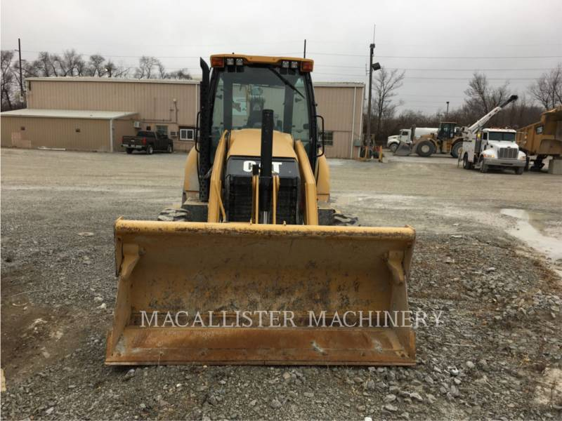 CATERPILLAR BACKHOE LOADERS 420 F equipment  photo 3