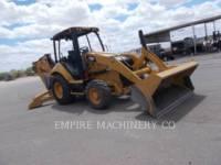 CATERPILLAR GRAAF-LAADCOMBINATIES 420FST equipment  photo 4