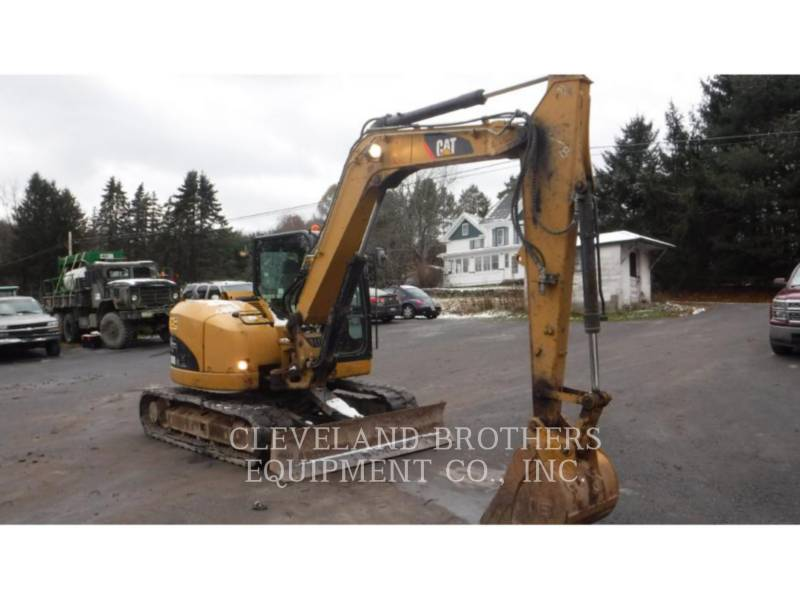 CATERPILLAR EXCAVADORAS DE CADENAS 308DCR equipment  photo 3
