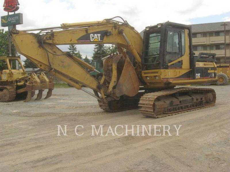 CATERPILLAR MÁQUINA FLORESTAL 325BL equipment  photo 1
