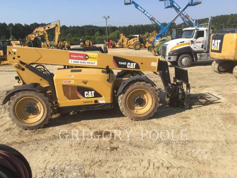 CATERPILLAR CHARGEUR À BRAS TÉLESCOPIQUE TL642C equipment  photo 4