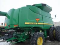 JOHN DEERE COMBINES 9870 equipment  photo 4