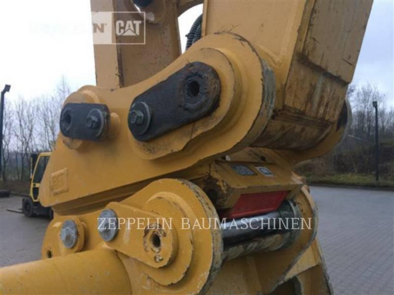 CATERPILLAR トラック油圧ショベル 352FL equipment  photo 9