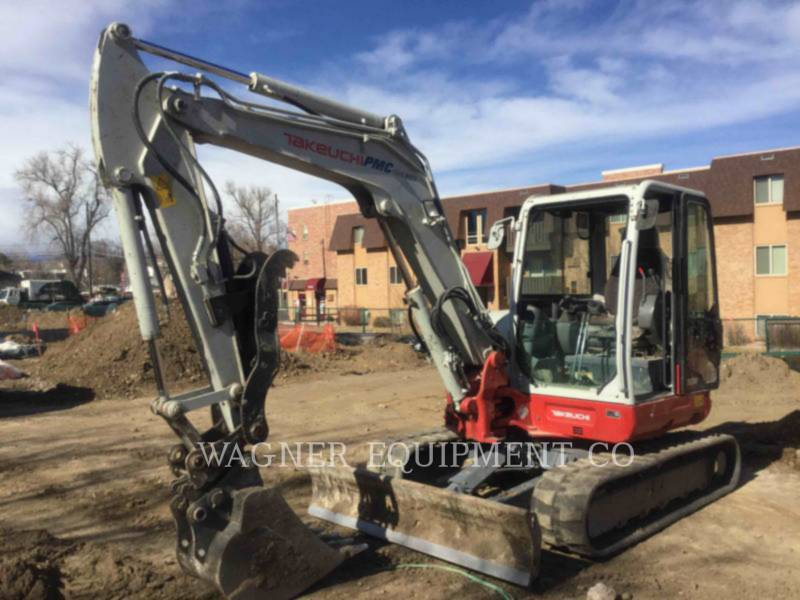 TAKEUCHI MFG. CO. LTD. TRACK EXCAVATORS TB260 equipment  photo 1