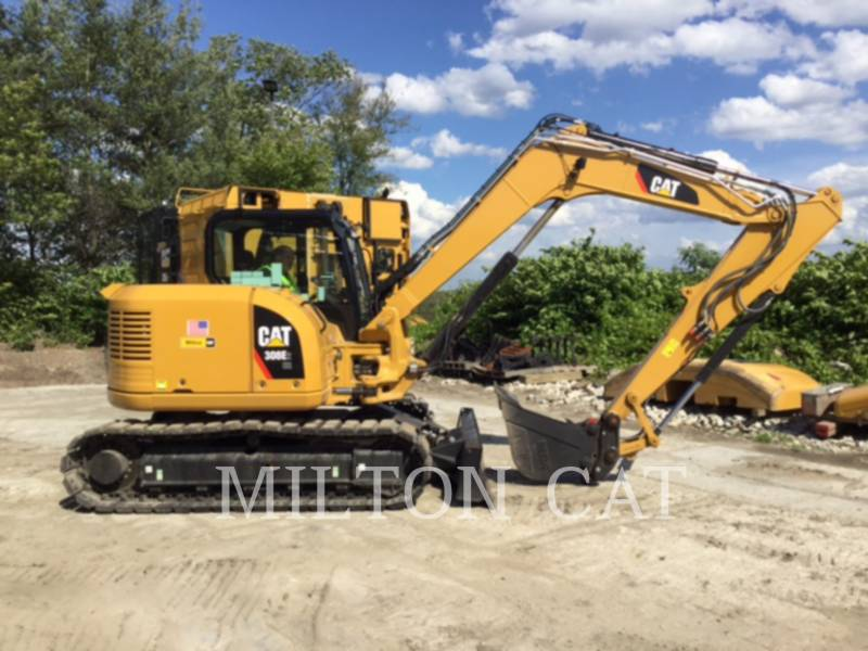 CATERPILLAR ESCAVADEIRAS 308E CR SB equipment  photo 2