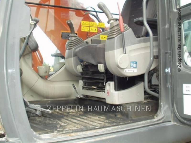 HITACHI TRACK EXCAVATORS ZX250LCN-3 equipment  photo 14