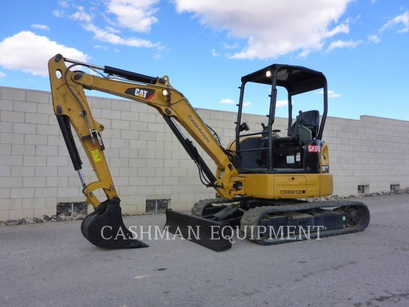 CATERPILLAR TRACK EXCAVATORS 303.5E2 equipment  photo 1