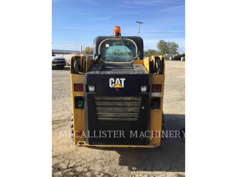 CATERPILLAR PALE COMPATTE SKID STEER 226D equipment  photo 5