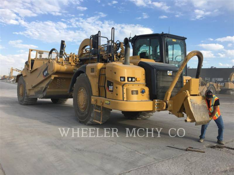 CATERPILLAR MOTOESCREPAS 627K equipment  photo 2