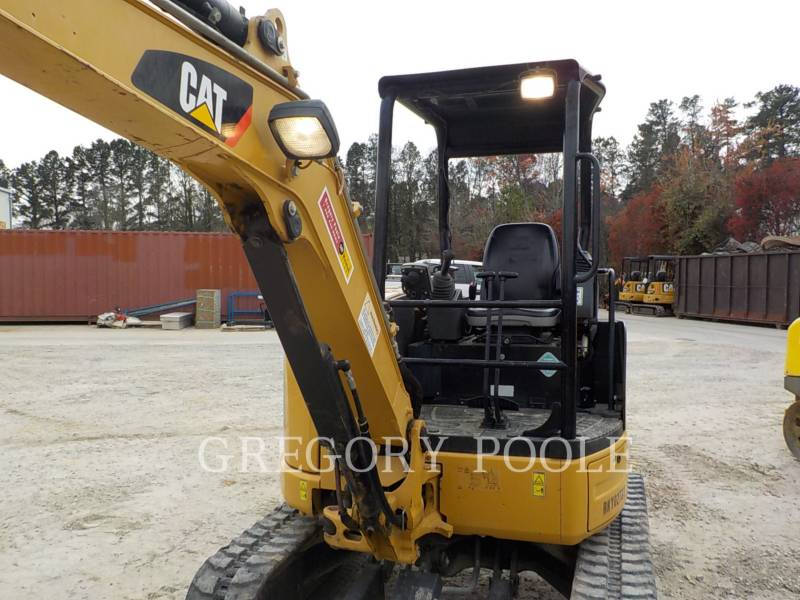 CATERPILLAR トラック油圧ショベル 303.5E equipment  photo 3