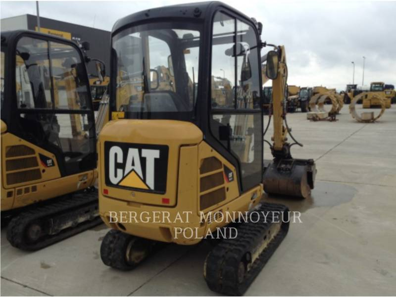 CATERPILLAR TRACK EXCAVATORS 302.2D equipment  photo 8