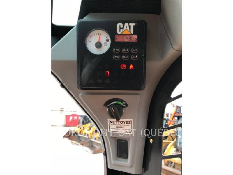 CATERPILLAR CHARGEURS SUR CHAINES 259D equipment  photo 15