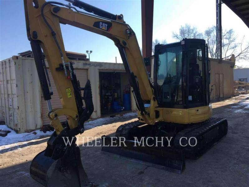 CATERPILLAR TRACK EXCAVATORS 305.5E2C3T equipment  photo 6