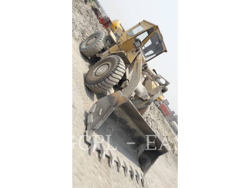 CATERPILLAR BERGBAU-RADLADER 2021Z equipment  photo 6