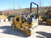 CATERPILLAR COMPACTORS CB34B equipment  photo 3