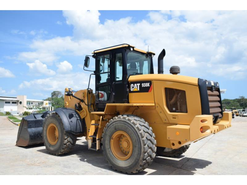 CATERPILLAR WHEEL LOADERS/INTEGRATED TOOLCARRIERS 938 K equipment  photo 4
