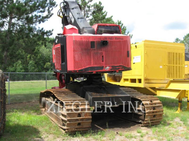 TIMBERPRO 林業 - フェラー・バンチャ - トラック TL735B equipment  photo 4