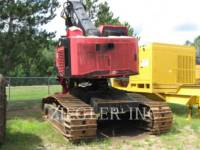 TIMBERPRO FORESTRY - FELLER BUNCHERS - TRACK TL735B equipment  photo 4