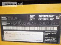 CATERPILLAR ESCAVADEIRAS 329ELN equipment  photo 7