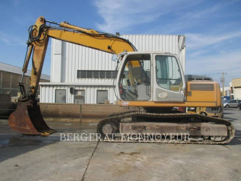 LIEBHERR PELLES SUR CHAINES R900C equipment  photo 9