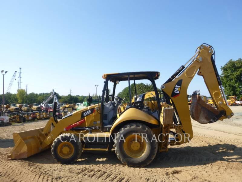 Caterpillar BULDOEXCAVATOARE 416F equipment  photo 2