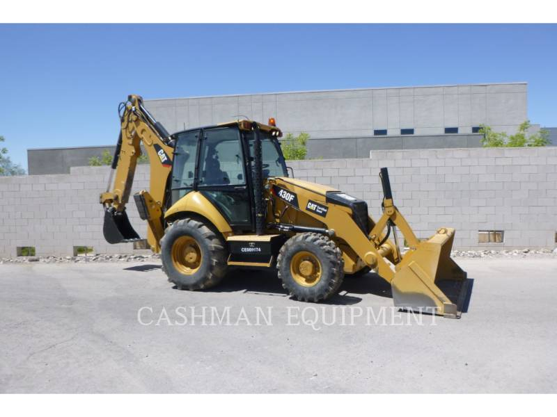 CATERPILLAR 挖掘装载机 430FST equipment  photo 2
