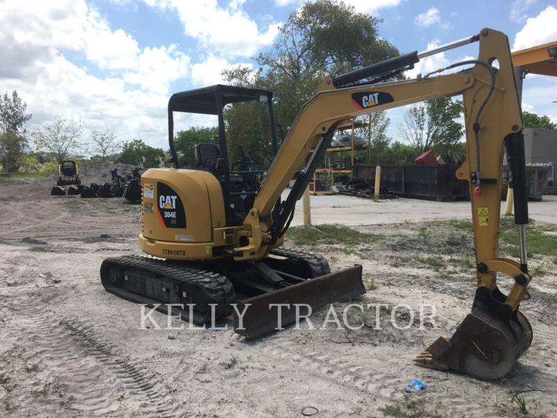 Caterpillar EXCAVATOARE PE ŞENILE 304ECR equipment  photo 7