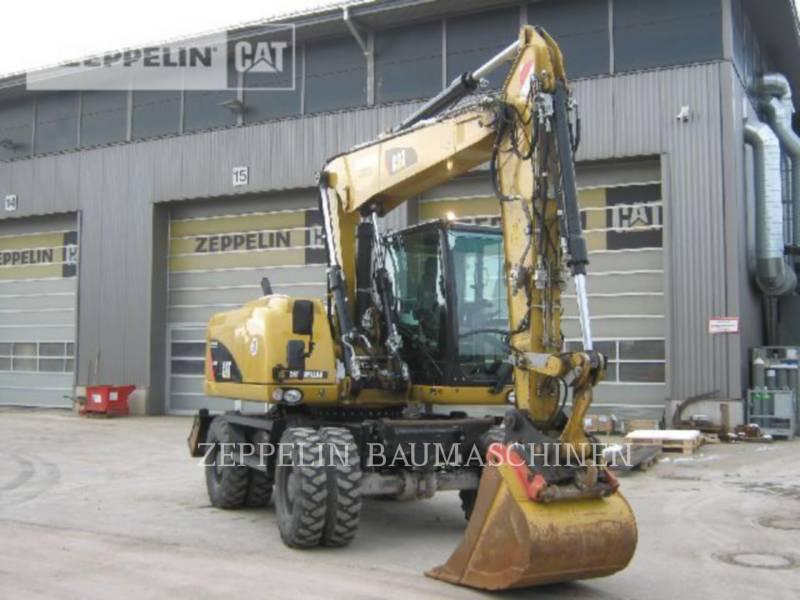 CATERPILLAR MOBILBAGGER M313D equipment  photo 1