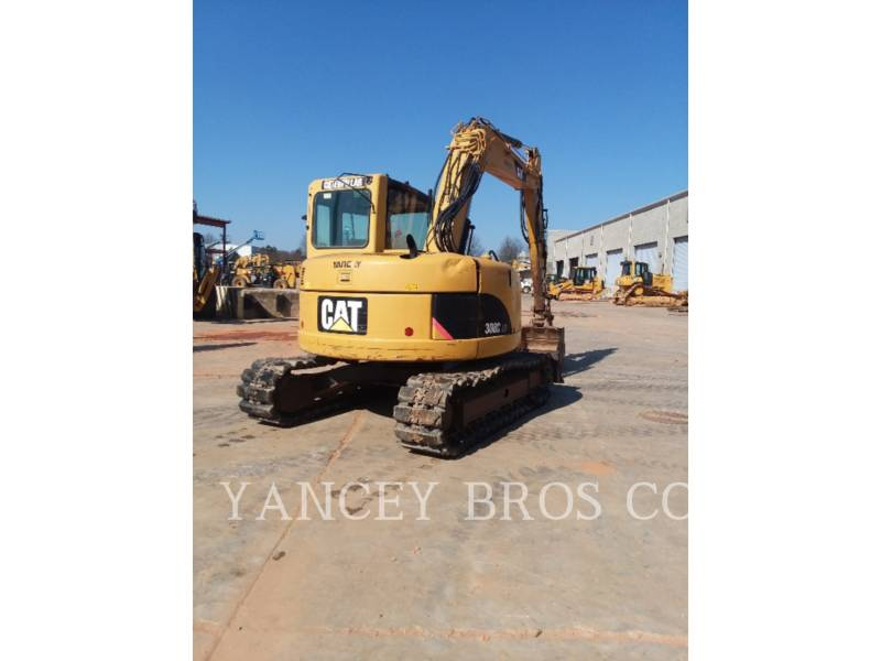 CATERPILLAR EXCAVADORAS DE CADENAS 308C RUBER equipment  photo 5