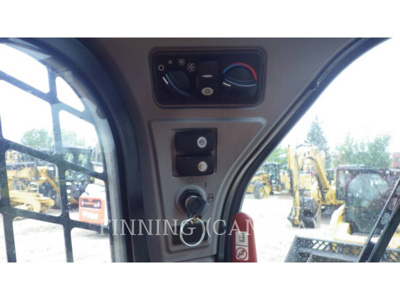 CATERPILLAR CARGADORES MULTITERRENO 257DLRC equipment  photo 9