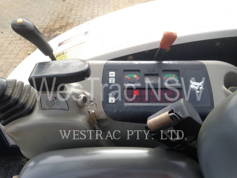 BOBCAT EXCAVATOARE PE ŞENILE 328 equipment  photo 10