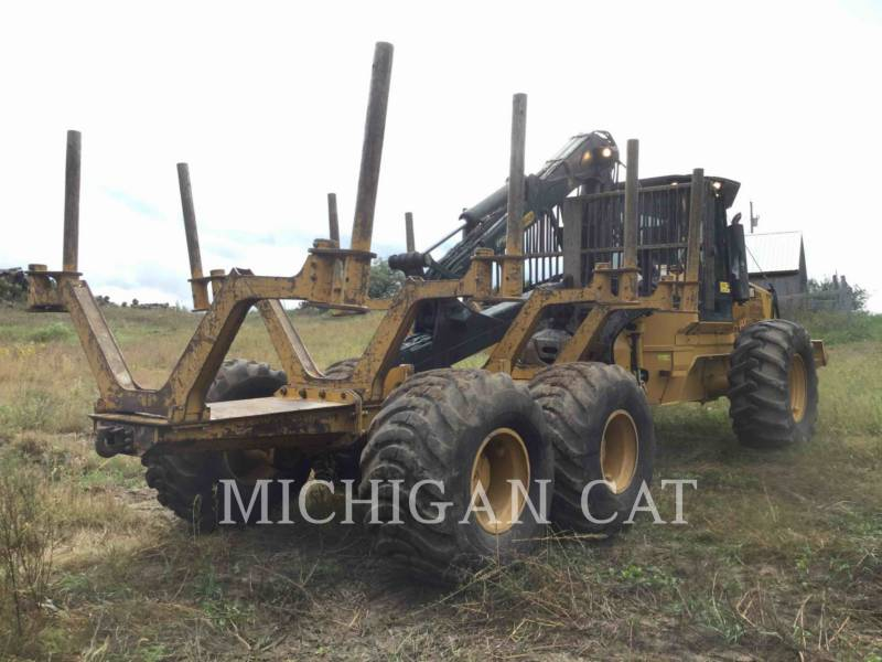 CATERPILLAR FORESTAL - TRANSPORTADOR DE TRONCOS 584 equipment  photo 3