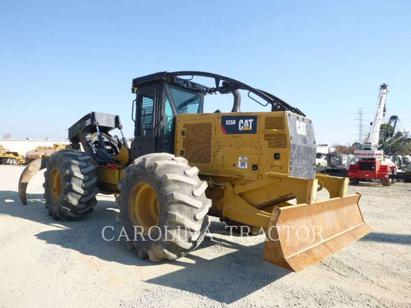 Caterpillar SILVICULTURĂ – EXCAVATOR FORESTIER 525D equipment  photo 4