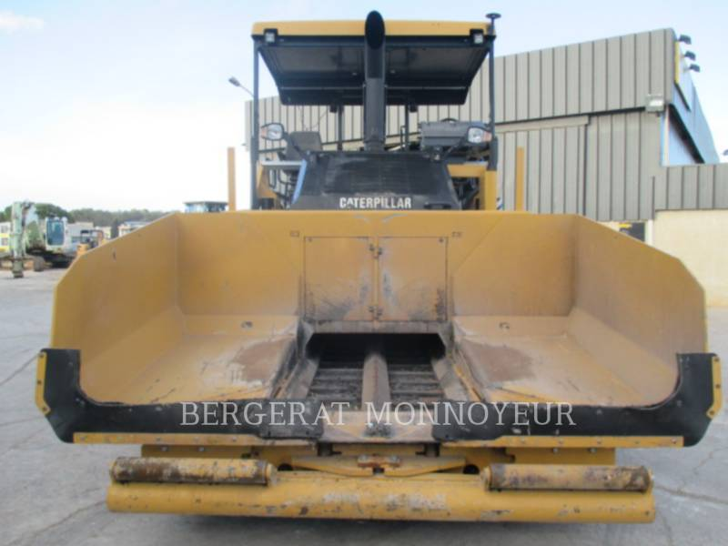 CATERPILLAR ASPHALT PAVERS AP-655D equipment  photo 4