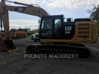 CATERPILLAR TRACK EXCAVATORS 320E equipment  photo 1