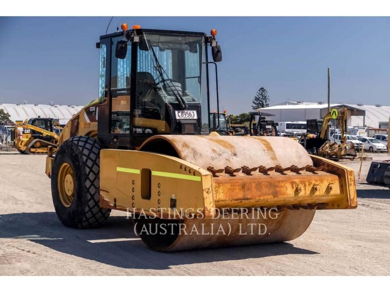 CATERPILLAR COMPACTADORES DE SUELOS CS76 XT equipment  photo 3