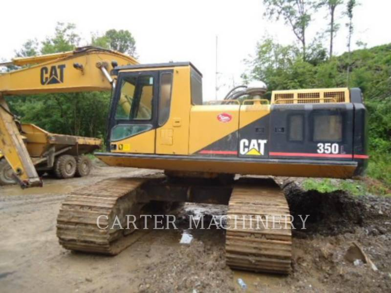 CATERPILLAR TRACK EXCAVATORS 350L equipment  photo 2
