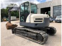 TEREX CORPORATION TRACK EXCAVATORS TC125 equipment  photo 3