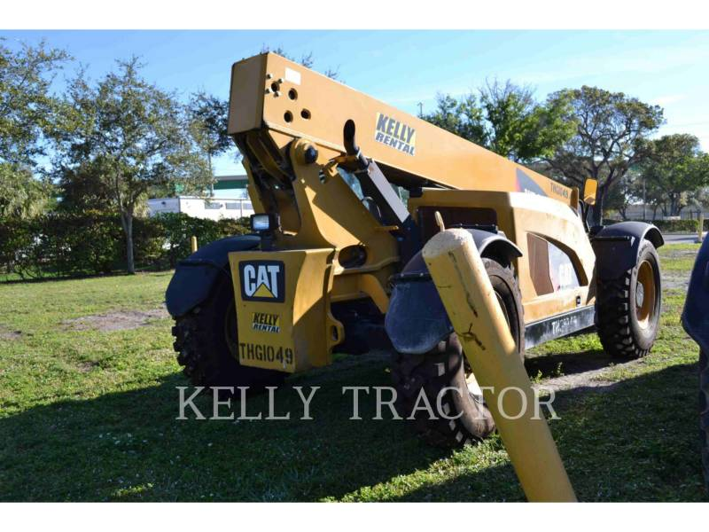 CATERPILLAR TELEHANDLER TL642C equipment  photo 4